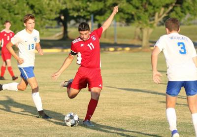 Colonels grab first win on Rubio's late goal, 3-2