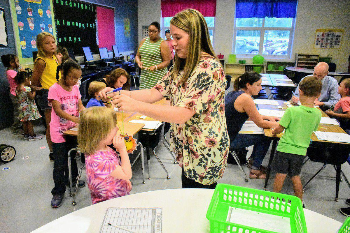 Families turn out for Pembroke, South Christian open house