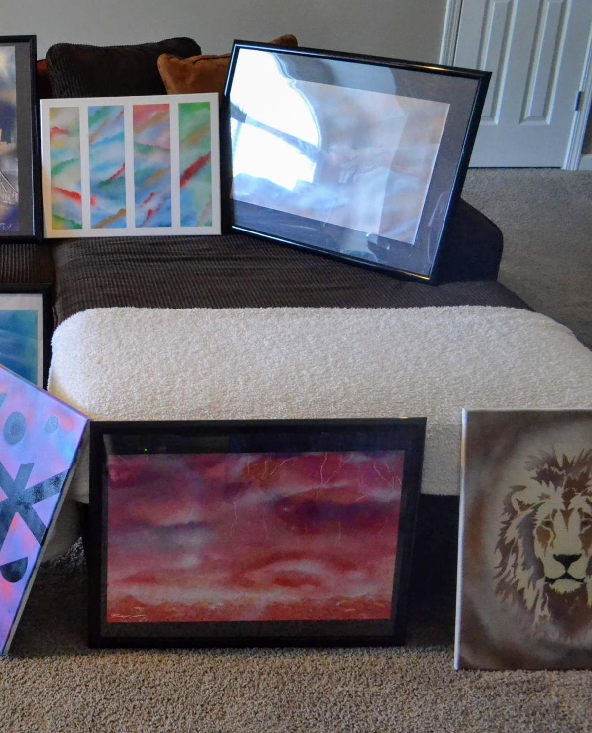 Art in the Summer exhibit will feature two local artists