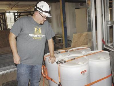 Tobacco warehouse utilizes hemp seed oil on flooring | AP