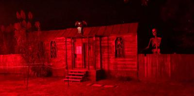 Hoptown Haunted House
