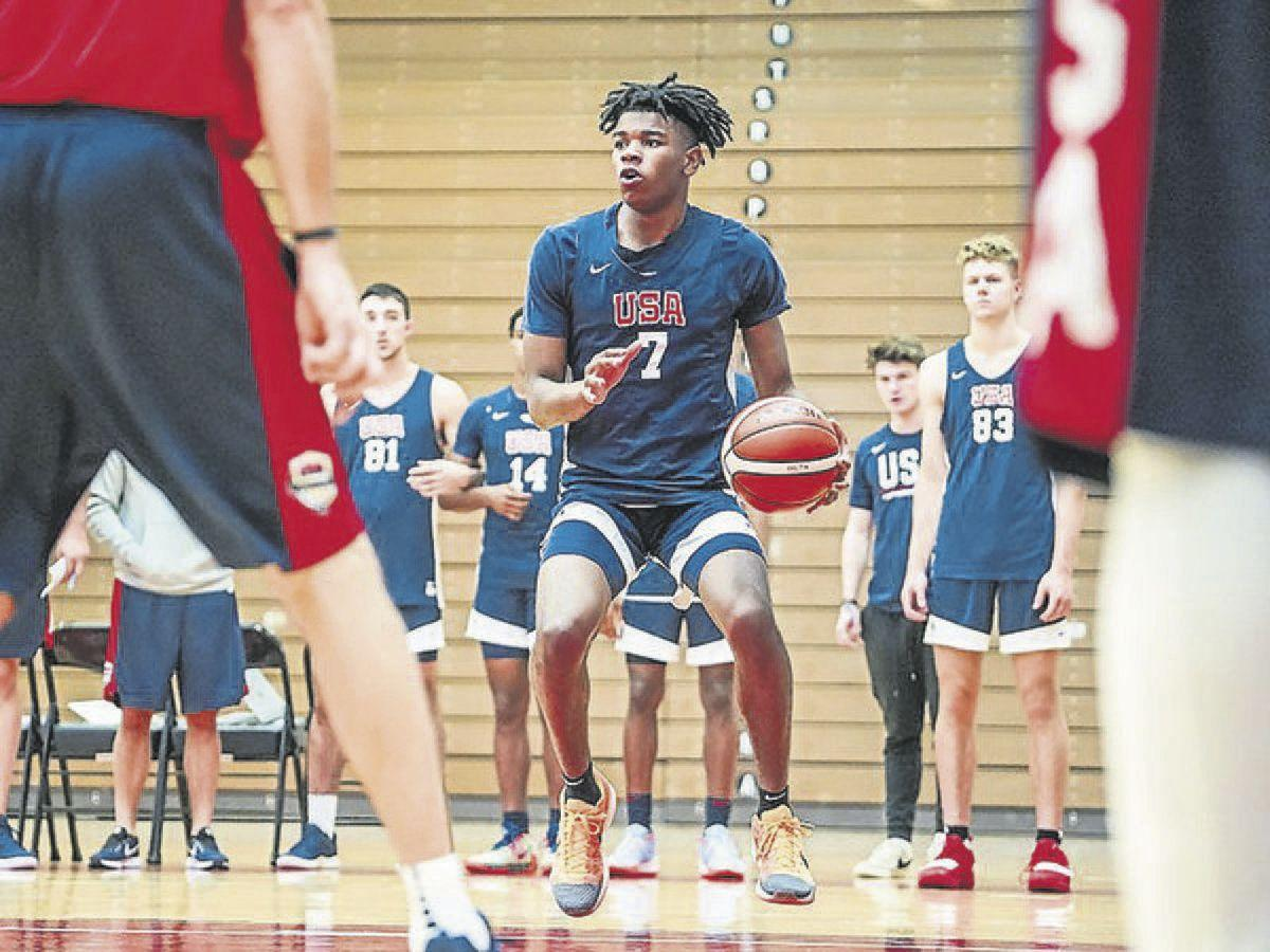 Kentucky's offer 'an honor' for top shooting guard Hardy