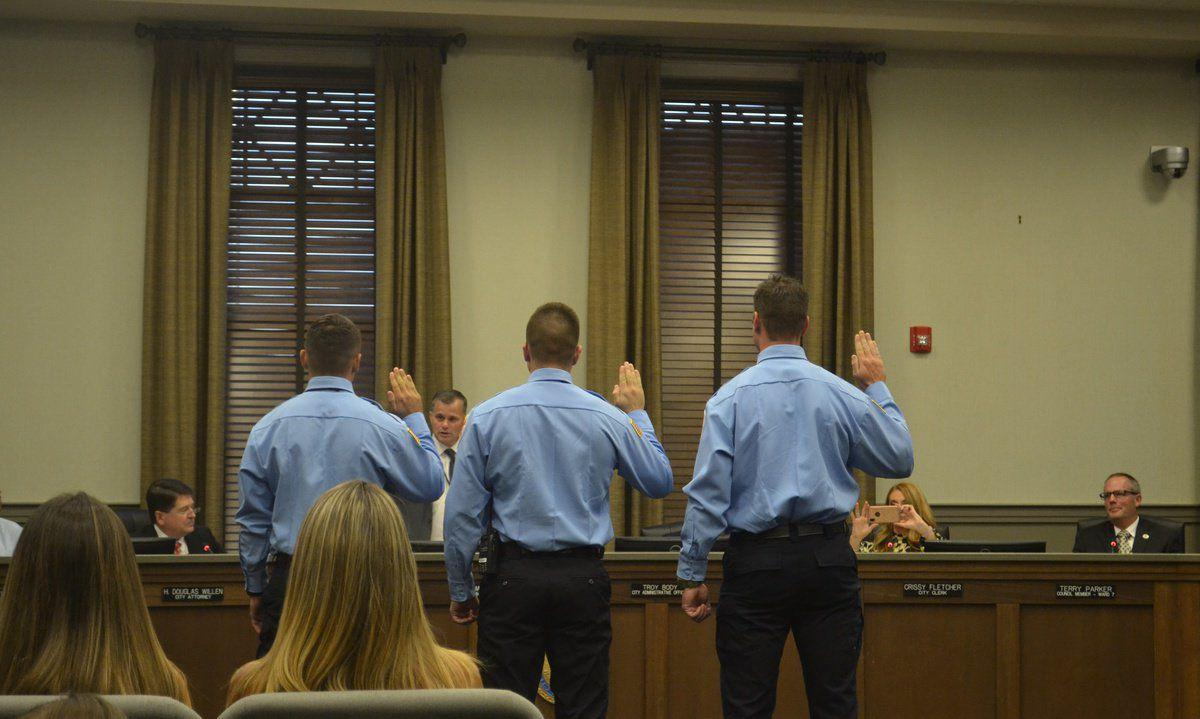 Council votes 8-4 to raise property tax rate Futrell named Hopkinsville fire chief