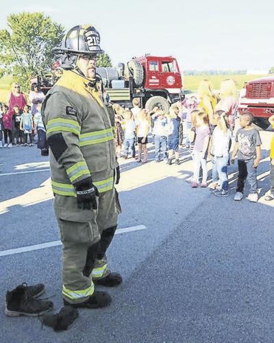 OG mayor fires volunteer firefighter from department Reason for dismissal is unclear