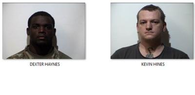 2 charged with sodomy