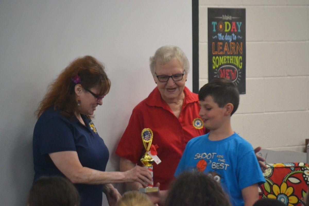 Pembroke Elementary writers selected for national competition