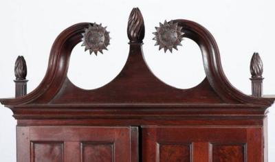 Surprising price for antique Kentucky desk sets auction record - Surprising Price For Antique Kentucky Desk Sets Auction Record AP