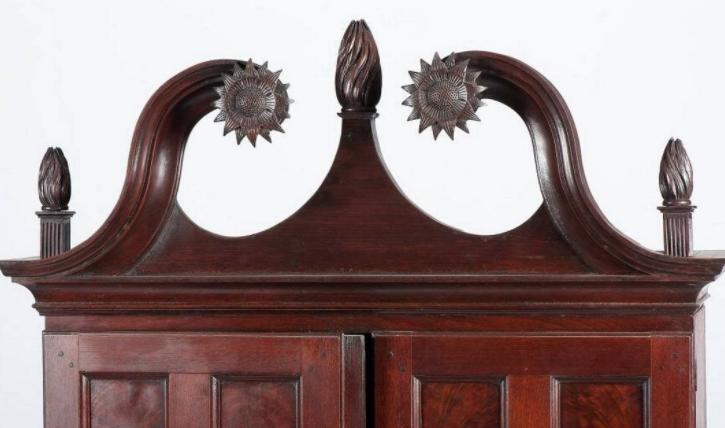 Antique Kentucky Desk Sets Auction
