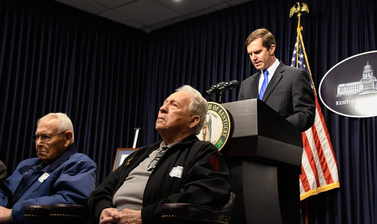 Governor commissions -- Ethridge