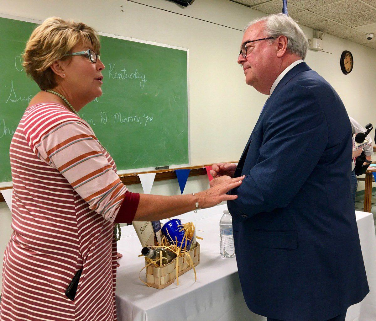 Chief justice featured speaker at Constitution Day event