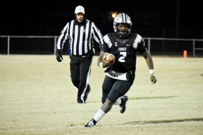 Union County hands Trigg playoff exit