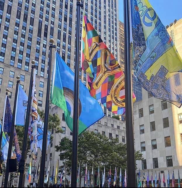 Flag design -- photo 2