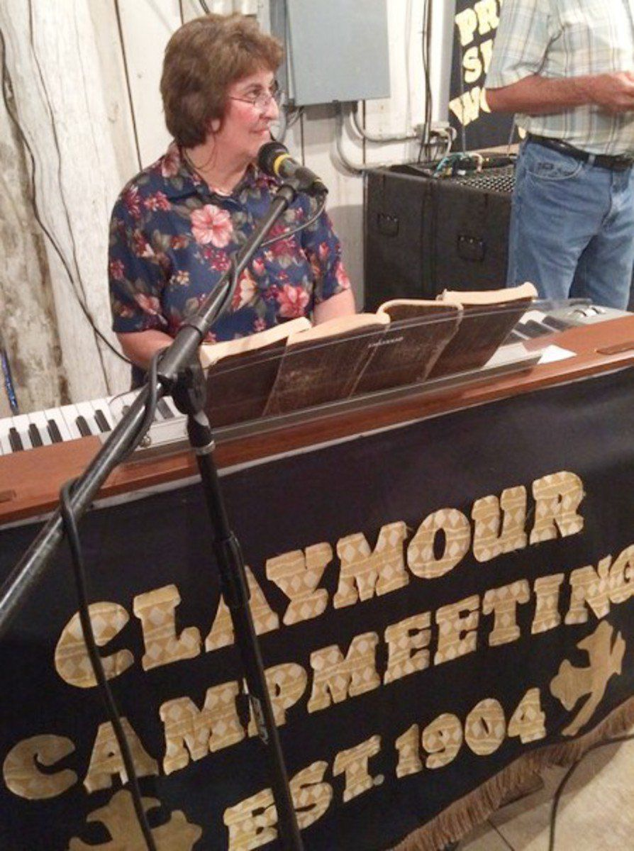 Community invited to 116th Claymour Camp Meeting
