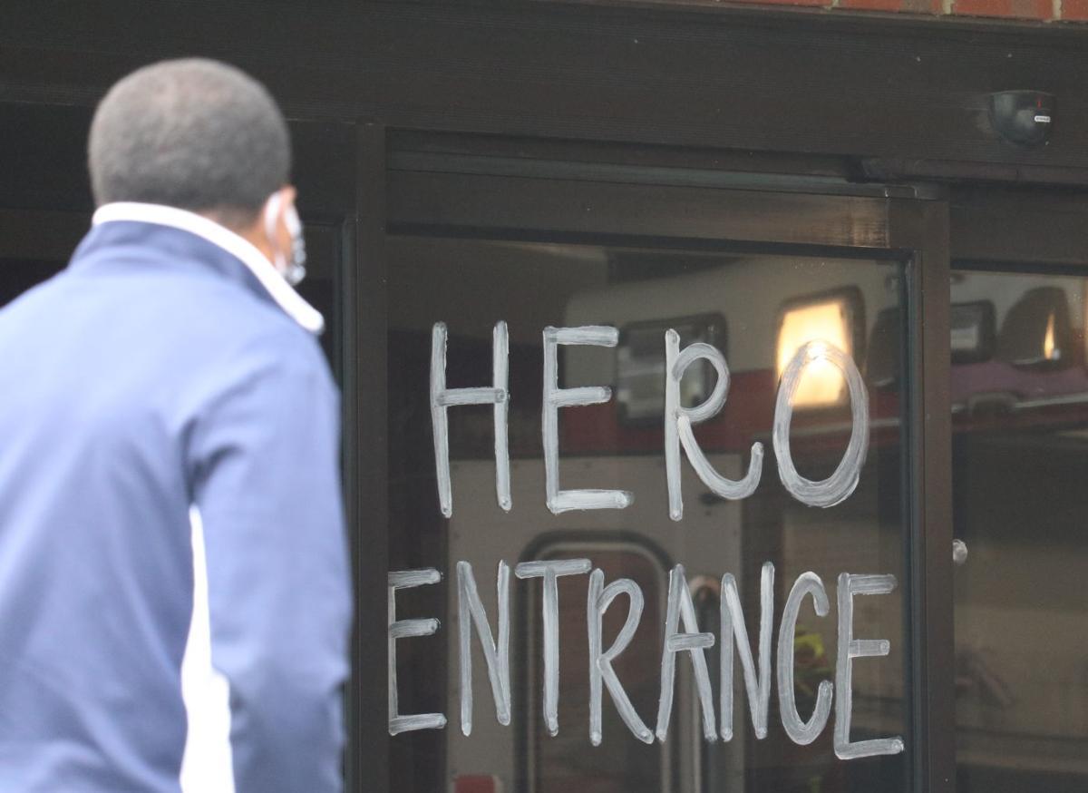 HERO entrance