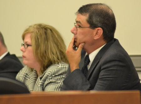 Green Hill Strader trial