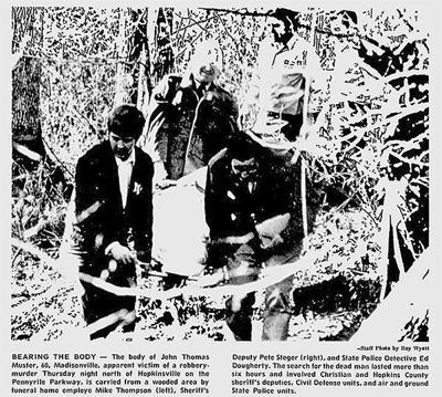 Oak Grove murder case reveals odd connection | News | Kentucky New Era