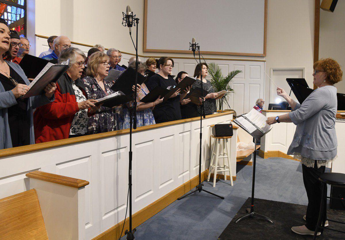 Little River Music Society, Cumberland Winds unite