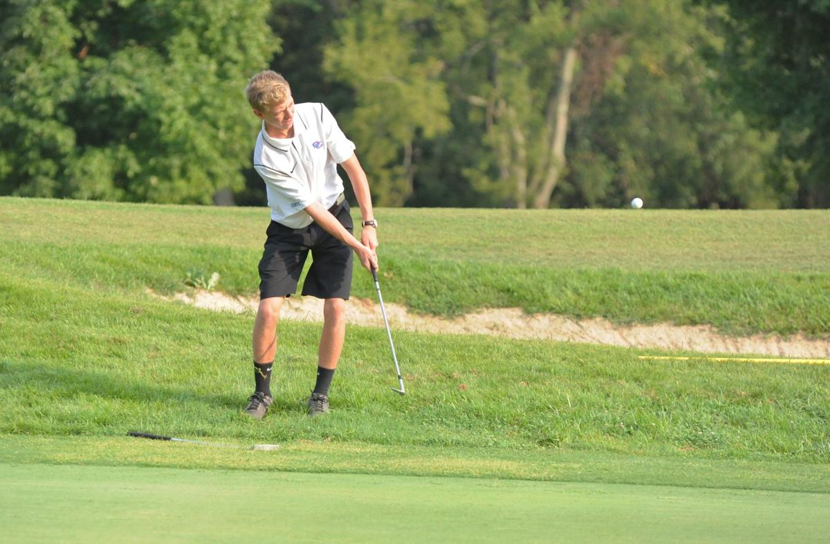 CCHS Golf