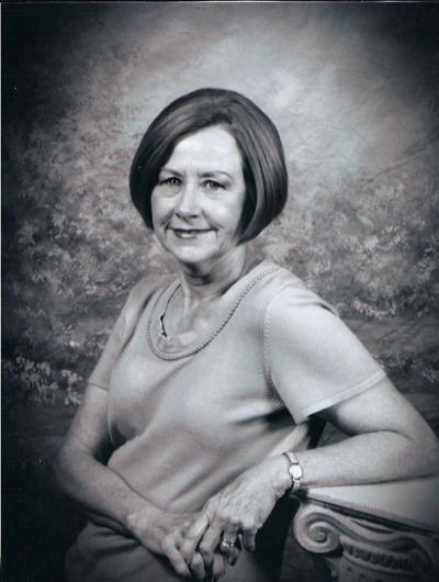 Nancy Lee Gillespie Hill