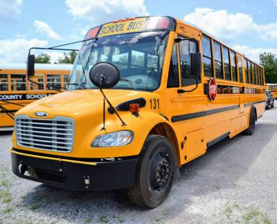 Bus safety key this back-to-school season