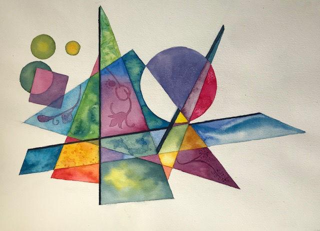 Foote watercolor