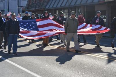 Honoring those who serve Veterans Honor Parade slated for Saturday