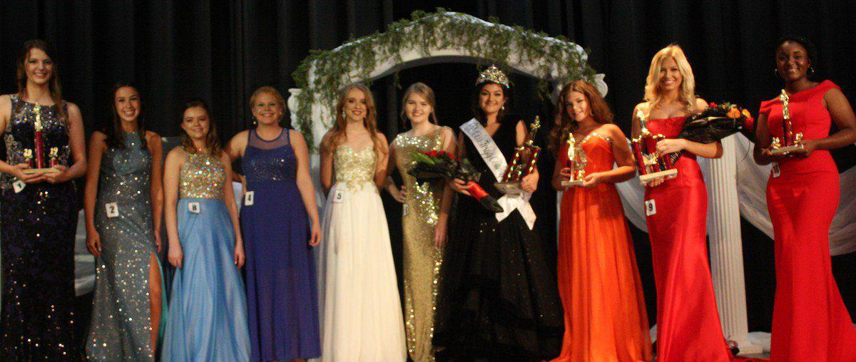 TCHS sophomore Bethany Turner named Miss Trigg County, Miss Congeniality