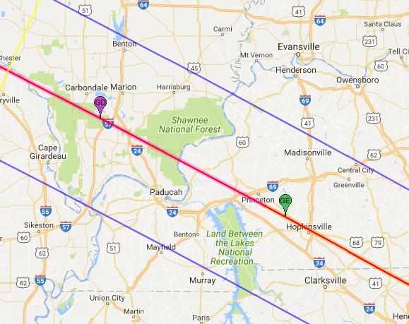 Carbondale announces its own Eclipse Con  Eclipse  Kentucky New Era
