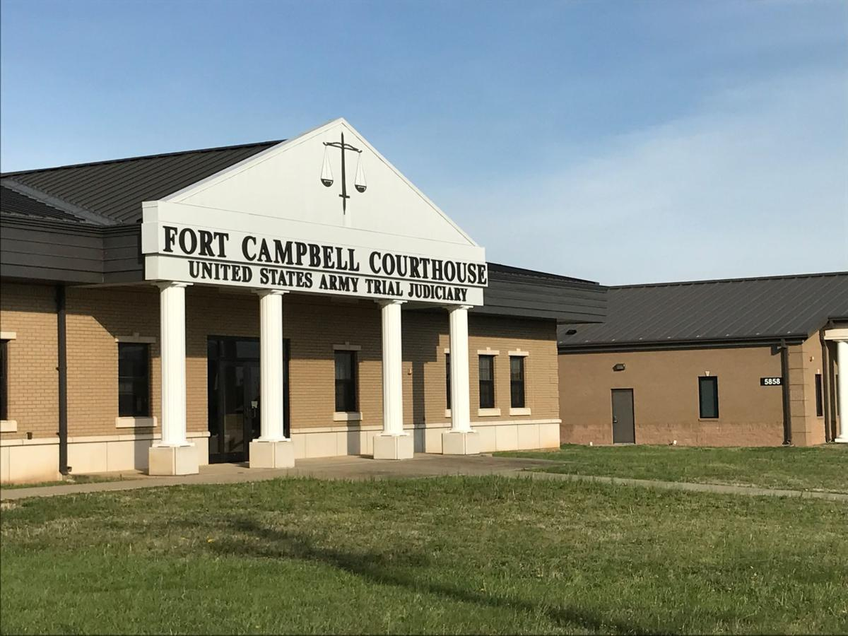 Fort Campbell courthouse