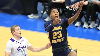 Brown's free throws bury Weber State