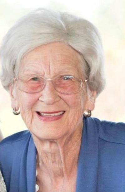 Isabelle Quinn, 98