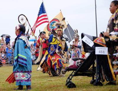 Native Americans to dance for prizes at Trail of Tears Pow