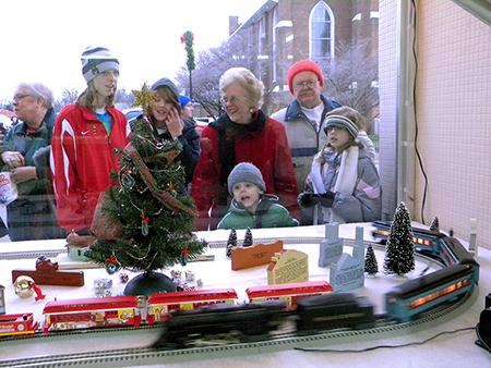 Polar Express coming to town Dec. 14