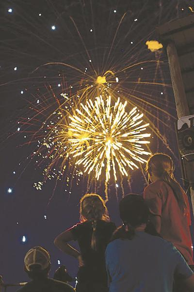 Fireworks etiquette, laws to remember for Fourth of July