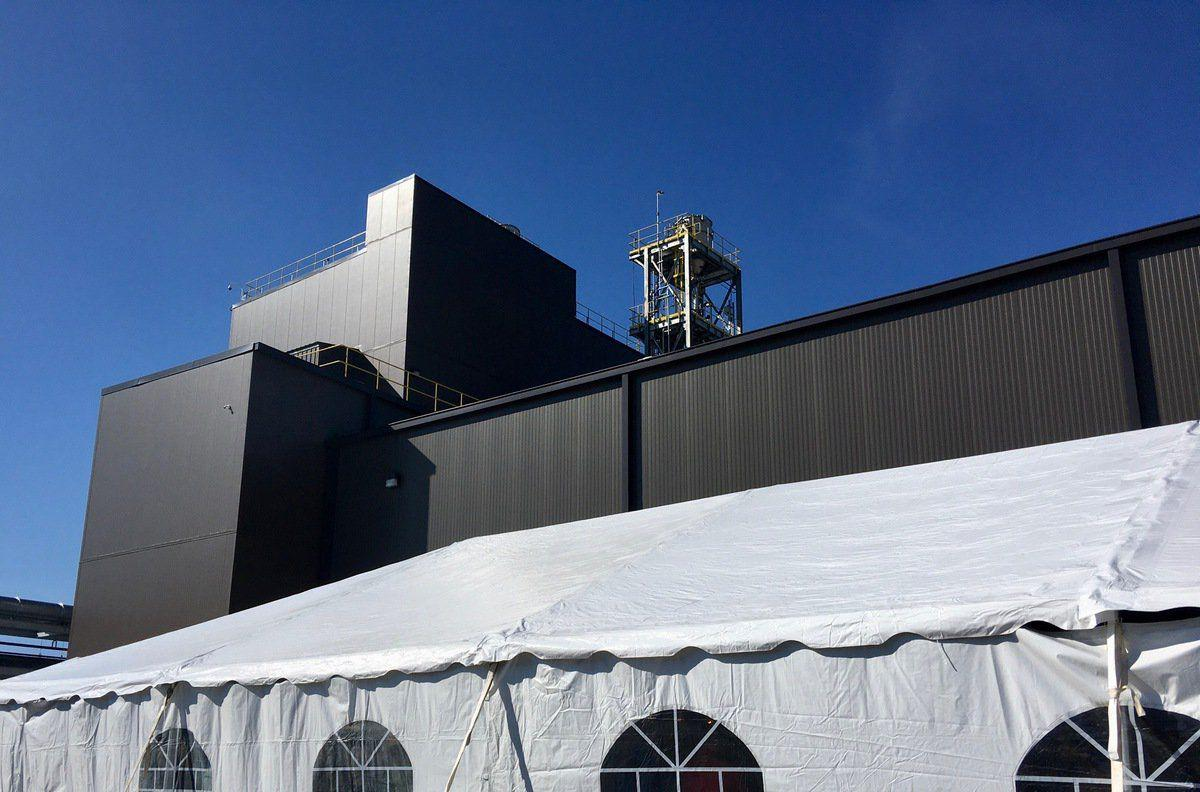 Superior Graphite introduces its new carbon plant to the community