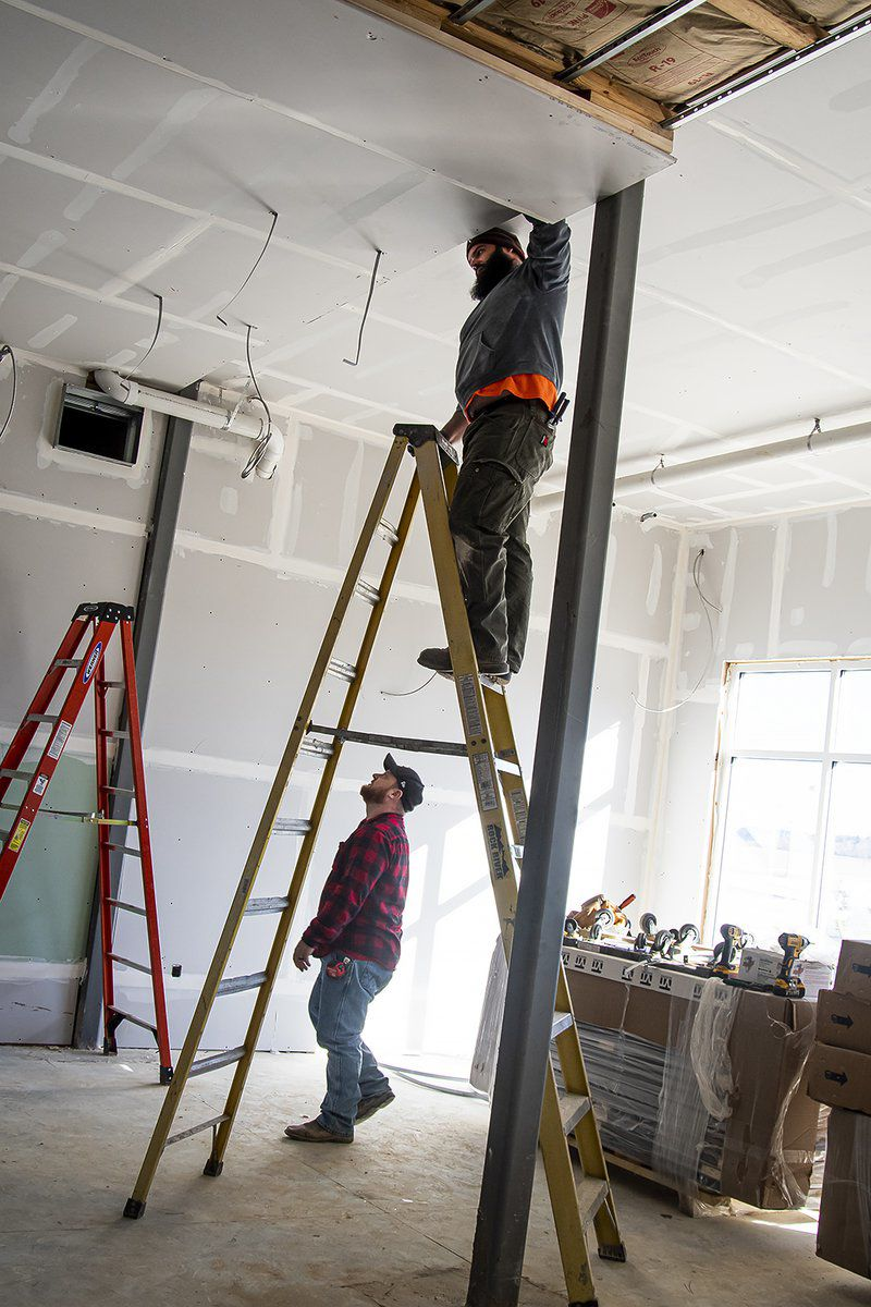 Holiday Inn & Suites nearing completion; hiring event is this weekend