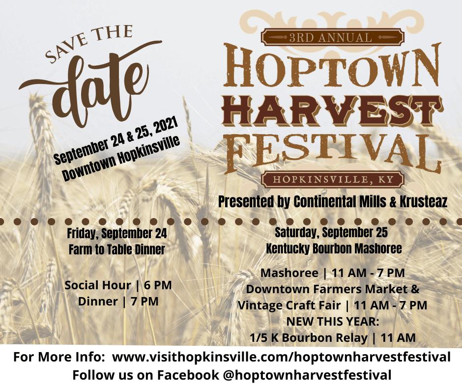 Harvest Festival back for third year