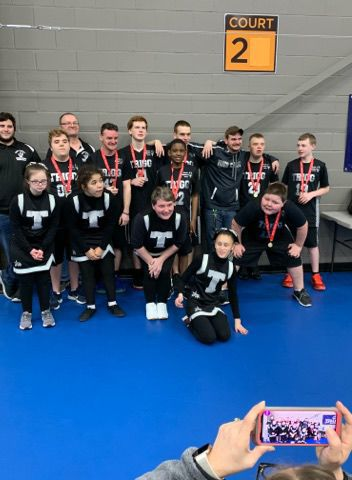 Trigg County Special Olympics teams advances to state tournament