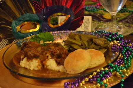 Image result for fat tuesday feast