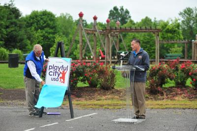 Hopkinsville named a 'playful city'