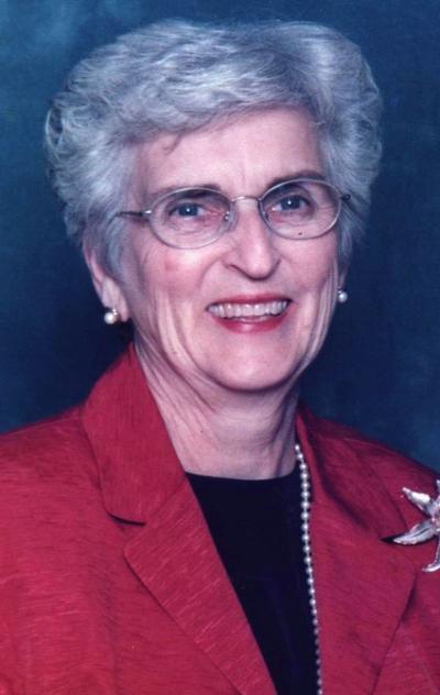 Clara G. Lawrence, 83