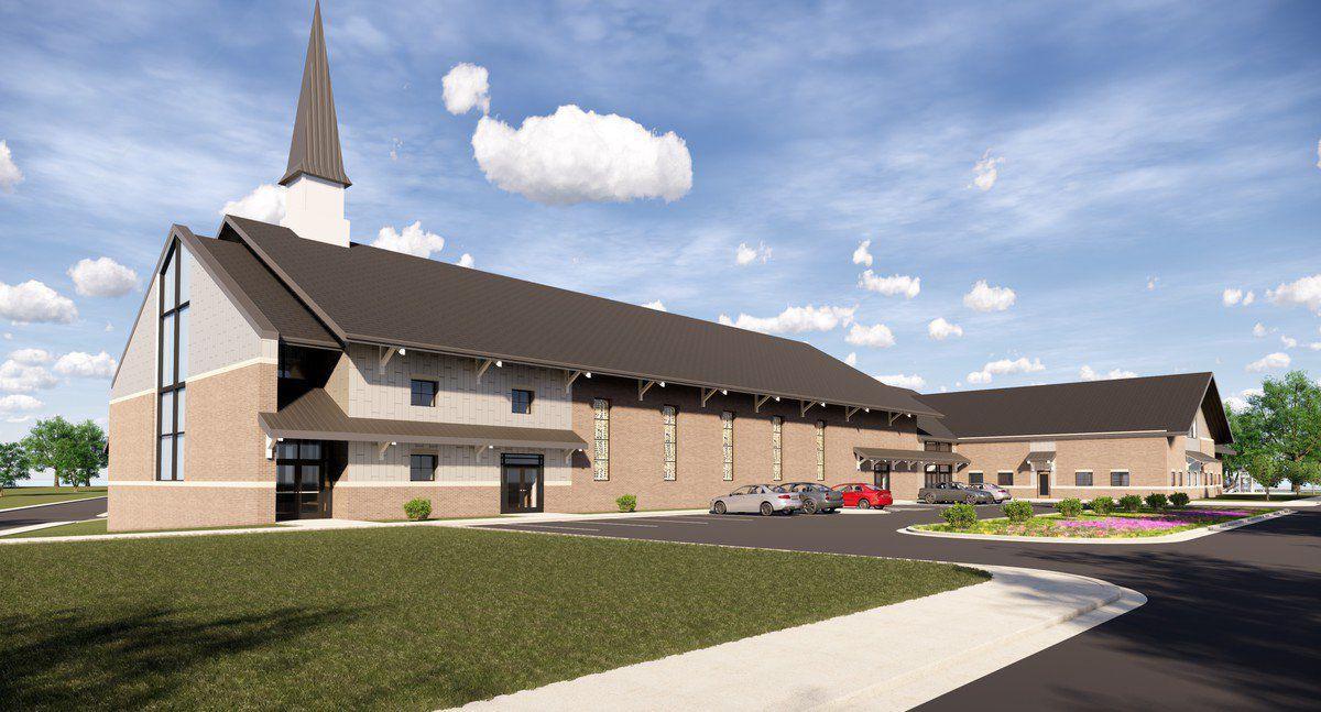 Second Baptist unveils $9.4 million expansion, renovation plans