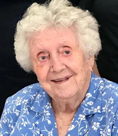 Mary Evelyn Fredenburg, 97