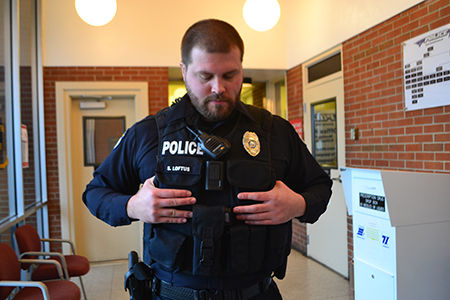 New Hpd Vests Not Just For Looks News Kentucky New Era