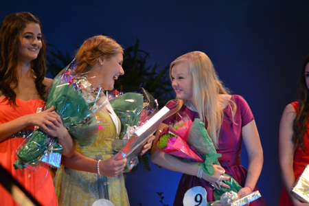 Gretchen Powell named Distinguished Young Woman