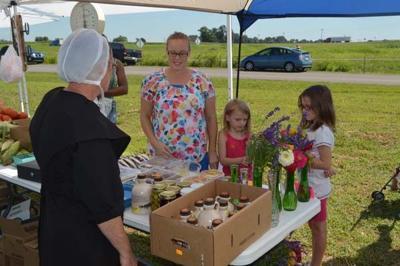 Amish farmers market moves to Oak Grove | News | Kentucky