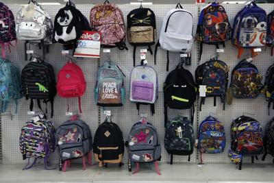 Stocking up school supplies economical, eco-friendly