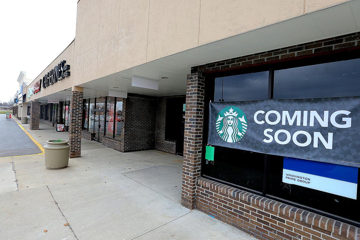 temporary starbucks coming to markland plaza news