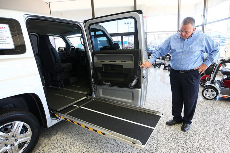 Adams Auto Group >> Disabled Have New Mobility Choice With Mv 1 At Adams Auto