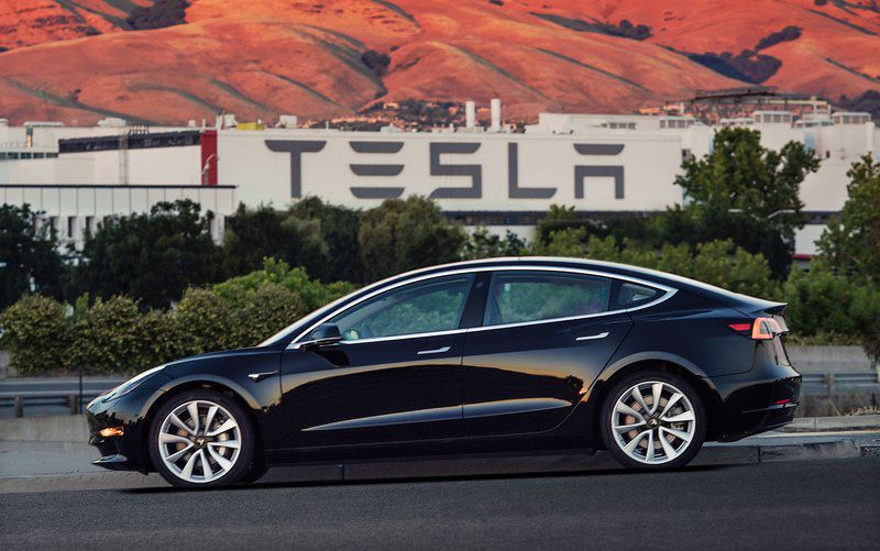 Tesla Model 3 Propels High Revenue